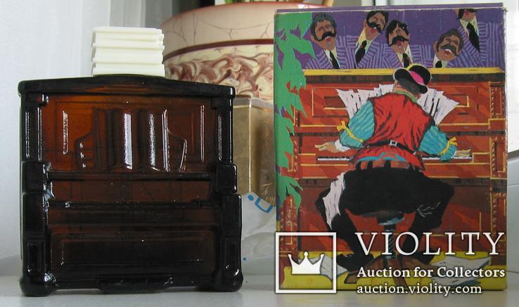 AVON 4oz 114мл  70е лосьон пианино, фото №2
