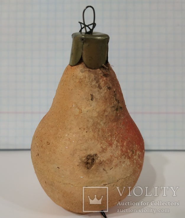 Игрушка груша