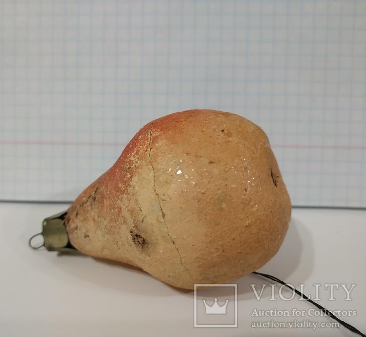 Игрушка груша, фото №6