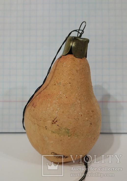 Игрушка груша, фото №7
