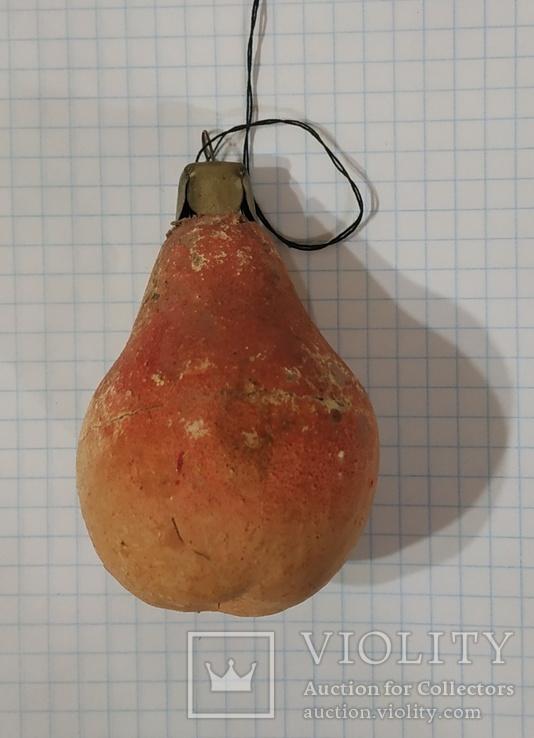 Игрушка груша, фото №10