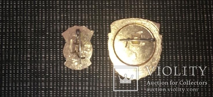 Ветеранские знаки - 6 шт. СКВВ. 30 лет победы, фото №6