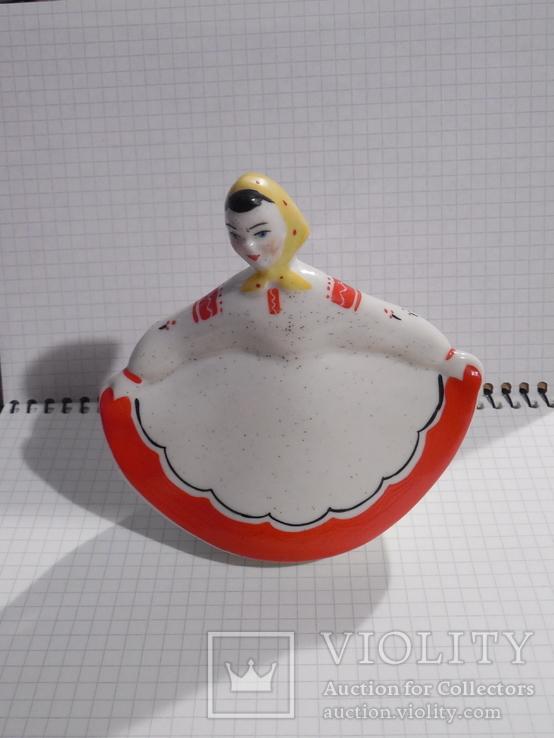 Статуэтка Девушка в сарафане, фото №2