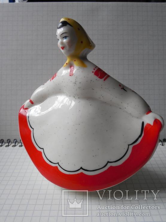 Статуэтка Девушка в сарафане, фото №4