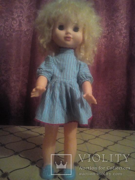 Кукла Даша из ссср, фото №2