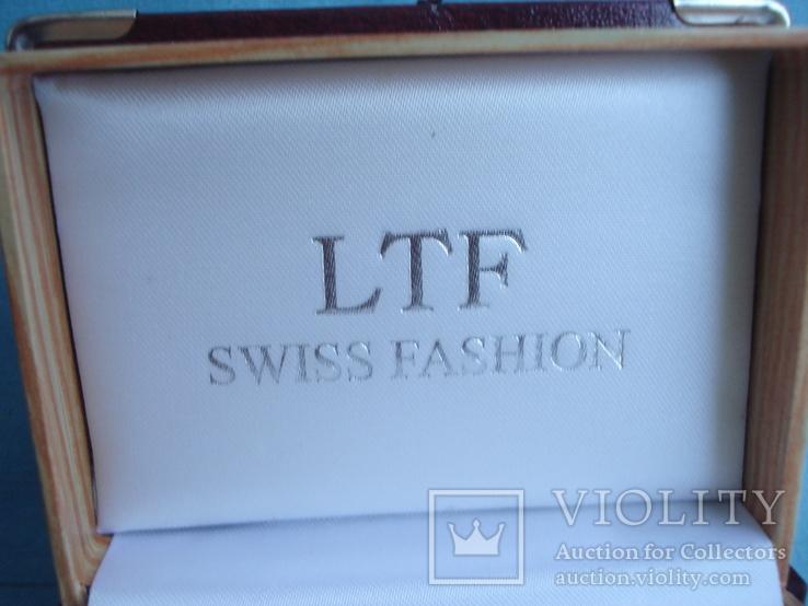 Коробочка LTF Swiss Fashion., фото №5
