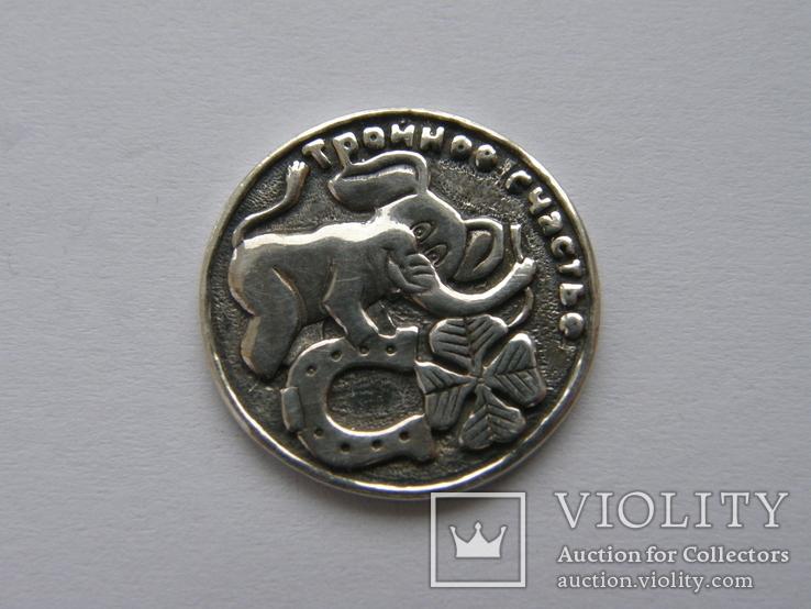 Ніж універсальний  швейцарський + срібний бонус, фото №8