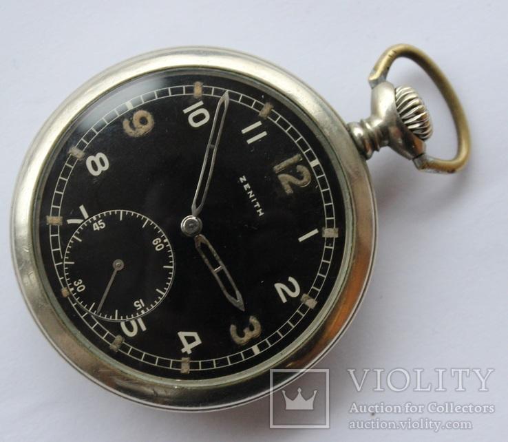 Карманные часы Zenith DH