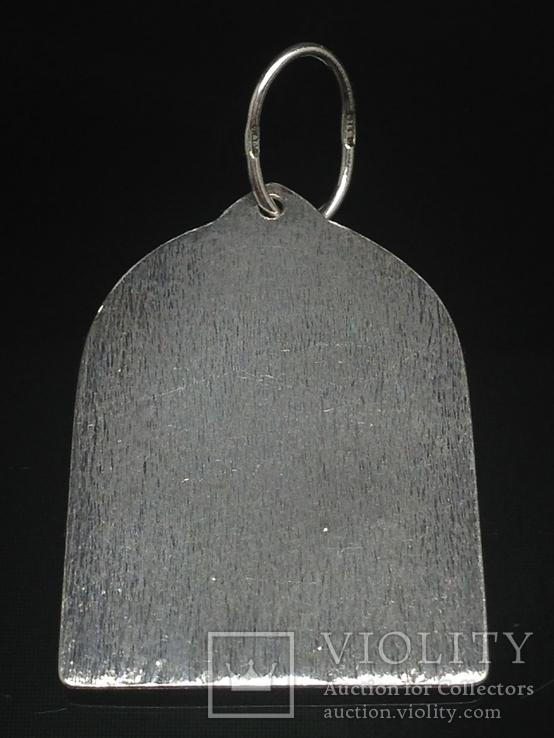 Кулон-ладанка, фото №3
