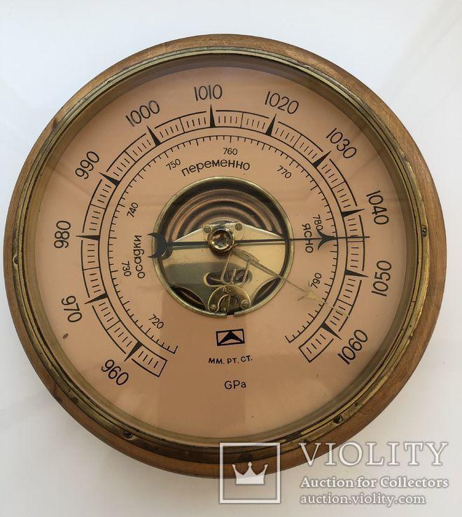 Барометр СССР, фото №2
