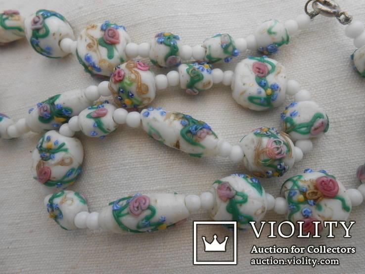 Венецианка венеційське намисто
