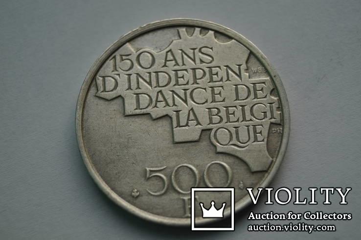 500 франків Бельгія. 1980 р., фото №3
