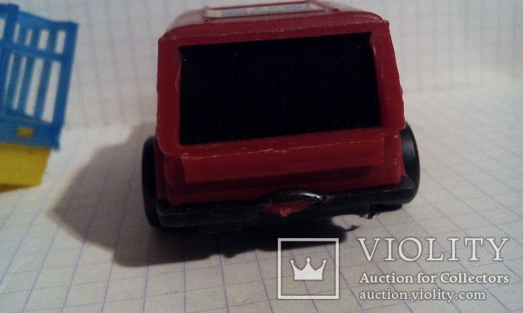 Машинка с прицепом CAMEL 90 х, фото №4