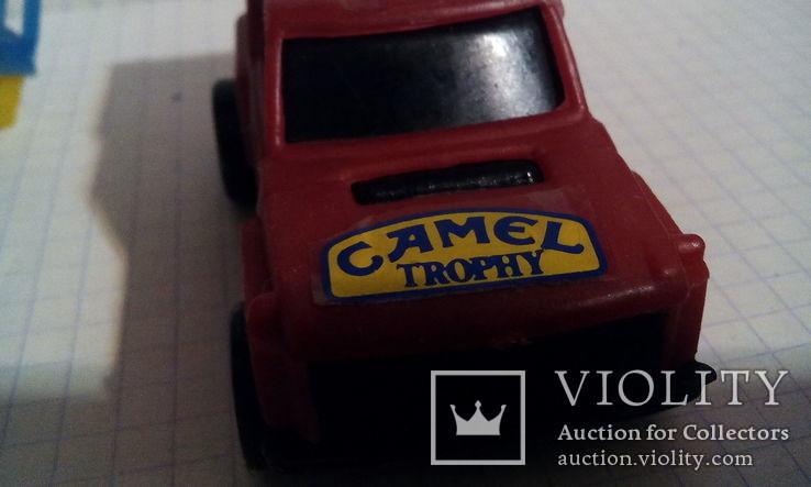 Машинка с прицепом CAMEL 90 х, фото №6