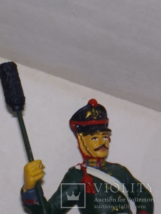 Унтер-офицер артиллерийской бригады 1812г., фото №6