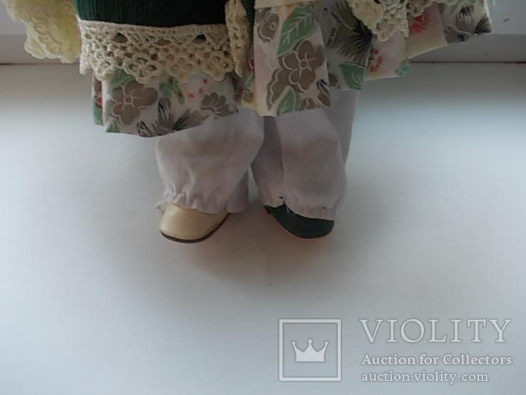 Фарфоровая кукла. Monique Финляндия  41 см., фото №5