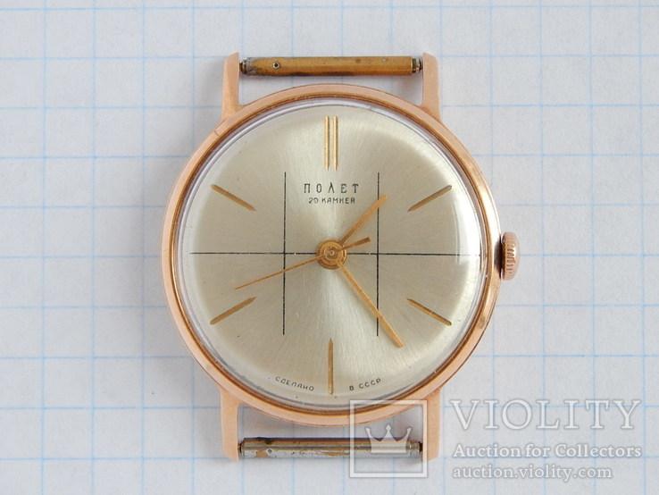 b469ad25 Часы золотые
