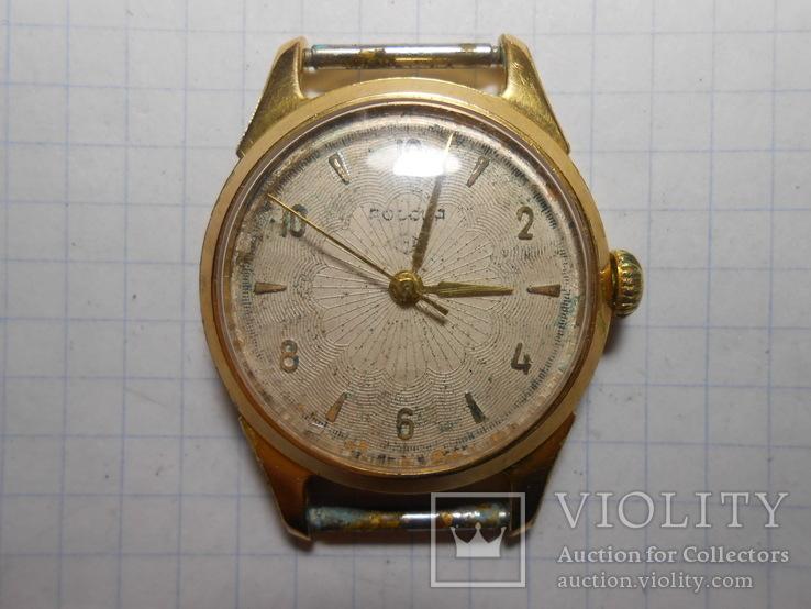 Часы Россия Au в ромбе позолота Рабочие, фото №4