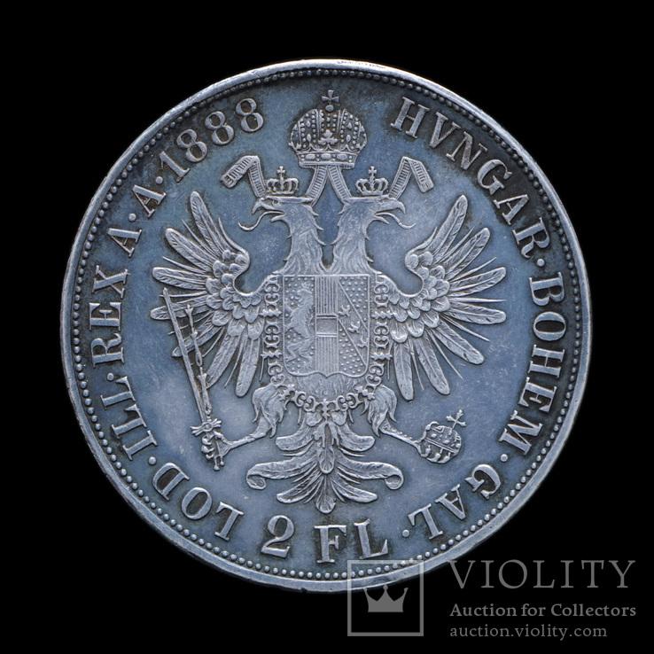 2 Флорина 1888, Австро-Венгрия