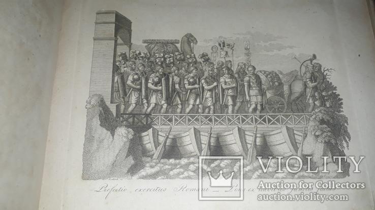 1819 Военные виды Древней Греции, Рима и Египта