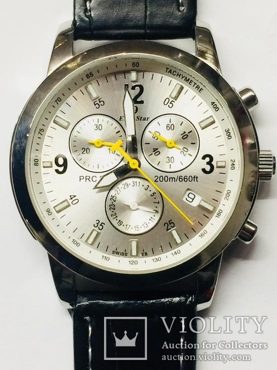 Часы Earl Star Хронограф Швейцария