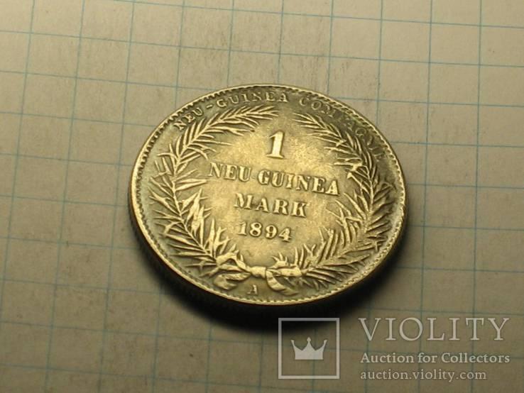 1 марка 1894 копия, фото №3