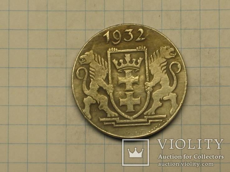 5 Гульденов 1932 копия, фото №3