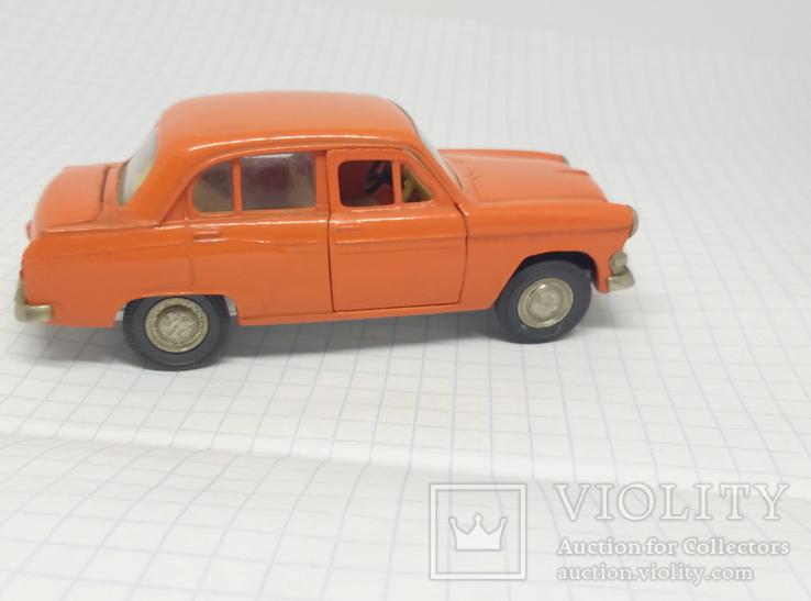 Москвич 403 1/43 Модель А7