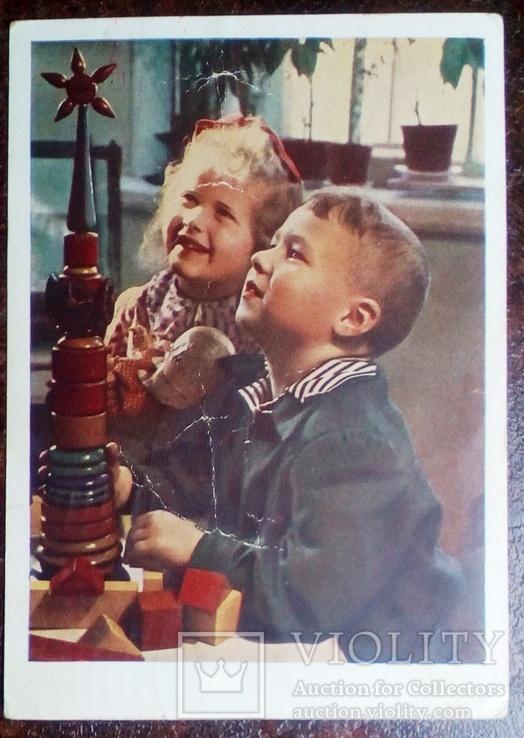 Юные строители 54 г., фото №2