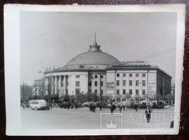 Киев, цирк 60 гг.