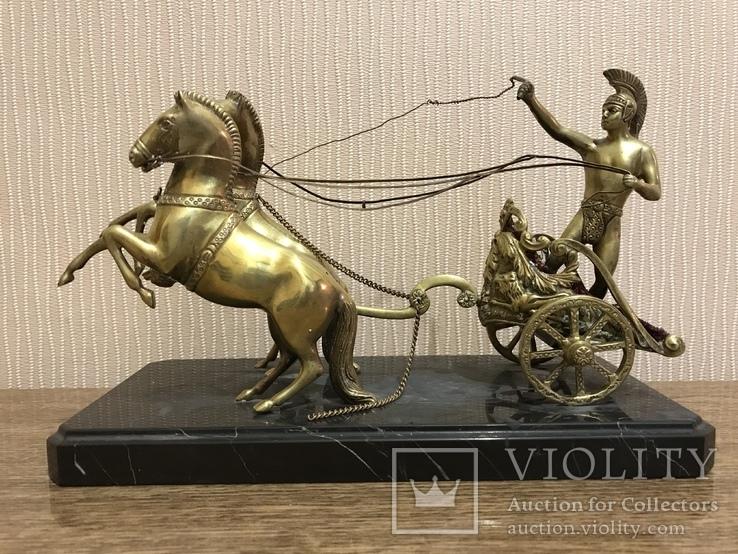 Римлянин на колестнице 3.5 кг
