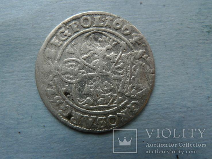 Шестак. 1664 год. Ян Казимир. АТ №02, фото №6