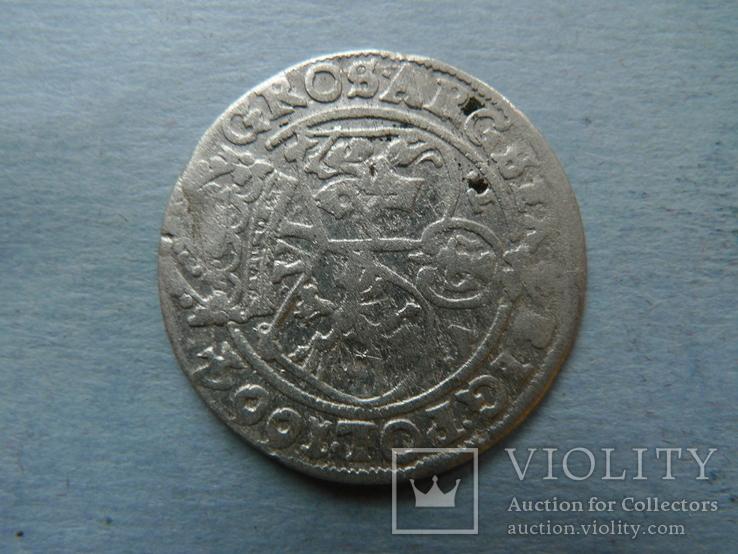 Шестак. 1664 год. Ян Казимир. АТ №02, фото №7