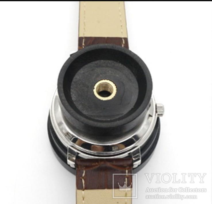 Пресс для закрывания крышек, колец, наручных и карманных часов с насадками, фото №4