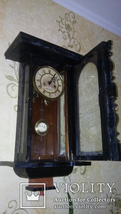 Настенные часы Юнггансь., photo number 4