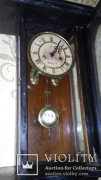Настенные часы Юнггансь., photo number 5