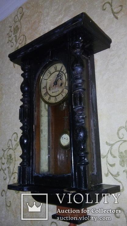 Настенные часы Юнггансь., photo number 7