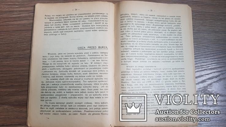W płomieniach: Lwów w lecie 1914  Jerzy Bandrowski 1917 р., фото №8