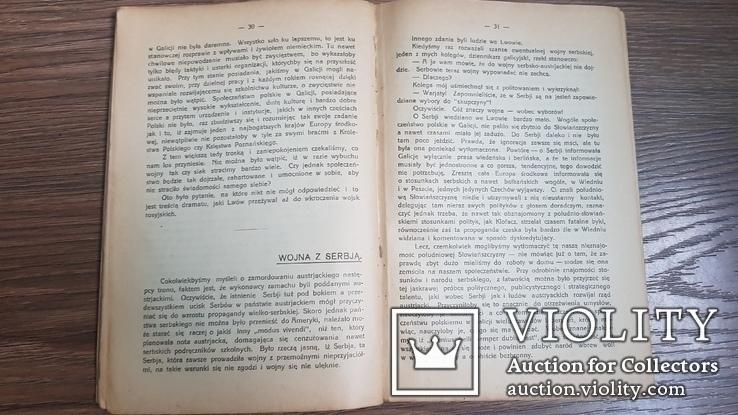 W płomieniach: Lwów w lecie 1914  Jerzy Bandrowski 1917 р., фото №9