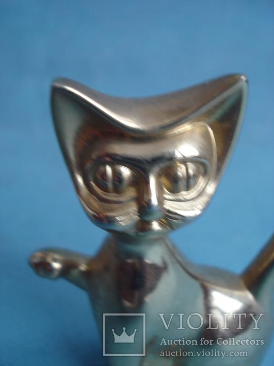 Кошечка, хвост трубой для ювелирных аксессуаров., фото №3