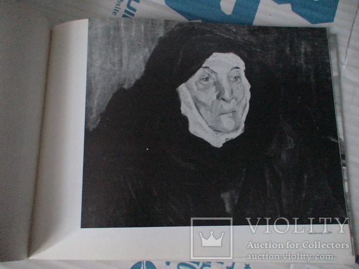 Ирануи Асламазян (альбом) 1974р. + можливо автограф художника, фото №7