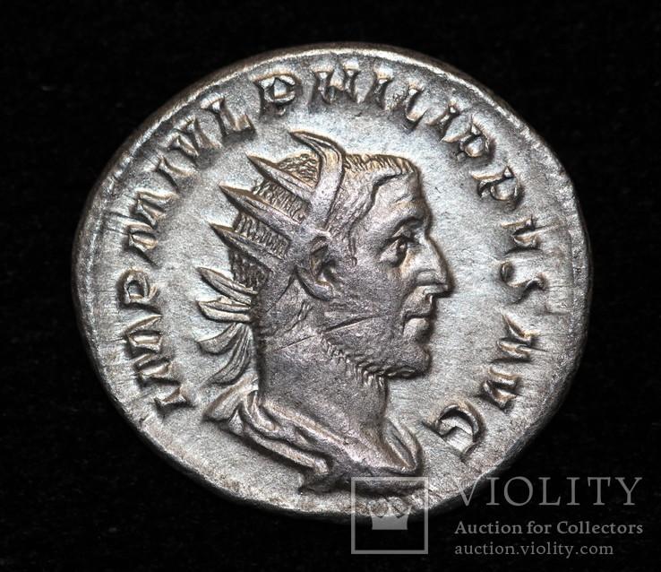 Philip I Arab антониниан RIC 44