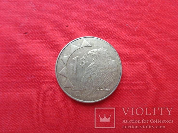 Намибия, 1 доллар, 2010 г.