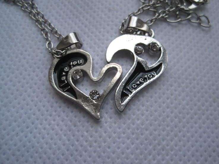 2 Цепочки I Love You, фото №3