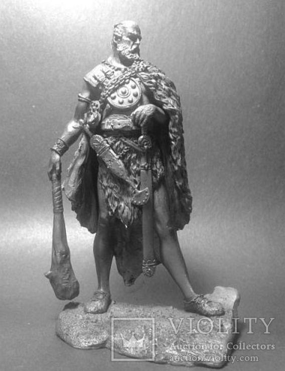 Германский воин.( 166—180 г.н.э Маркоманская война) 75мм.