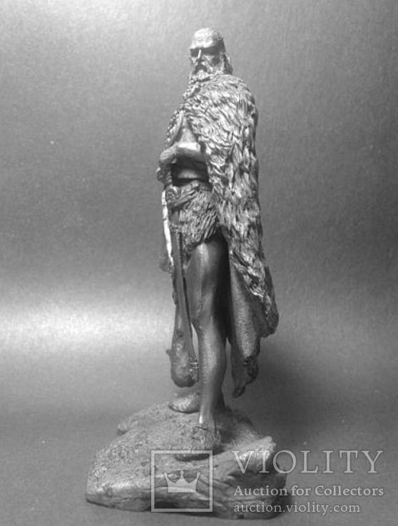 Германский воин.( 166—180 г.н.э Маркоманская война) 75мм., фото №4