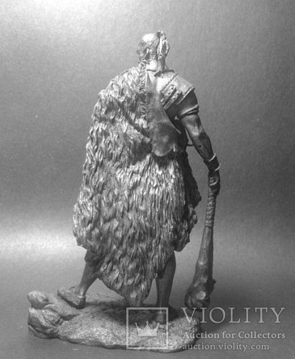 Германский воин.( 166—180 г.н.э Маркоманская война) 75мм., фото №5