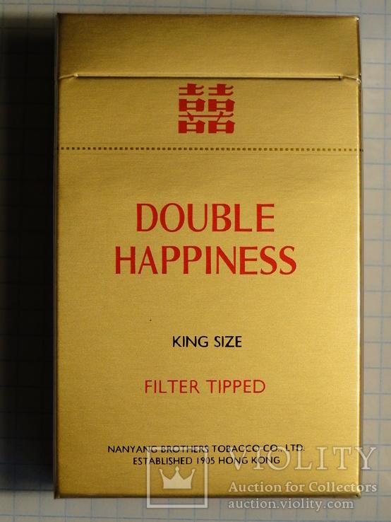 Double happiness сигареты купить киев купить сигареты