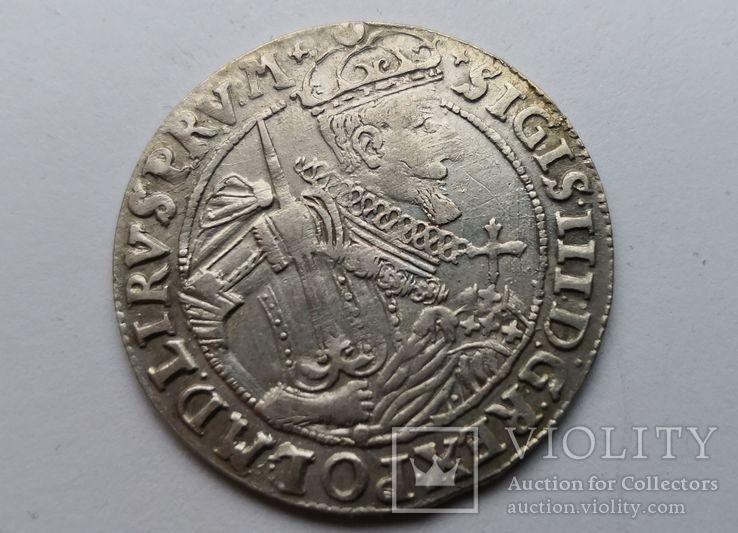 Орт коронный 1623 года