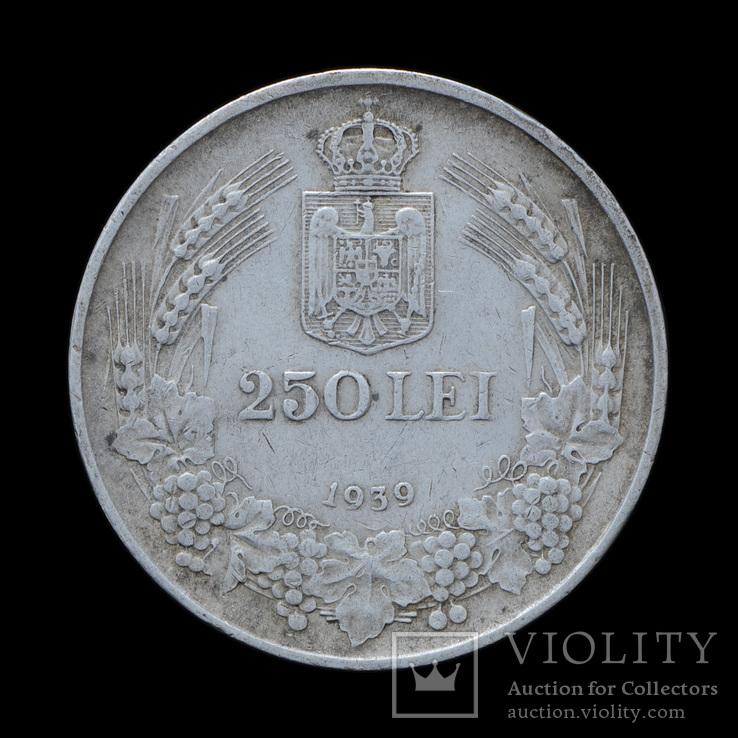 250 Лей 1939 Кароль ІІ, Румыния